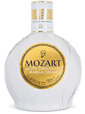 Mozart White Chocolate Likör 0,7 Liter 15%