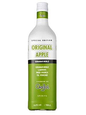 Ga-Jol Original Apple Vodka Liqueur 16.4% 1,0l