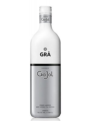 Ga-Jol Original Gra Spicy Pepper Vodka Likör 16,4% 1,0 l