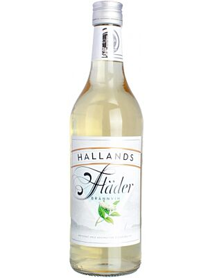 Hallands Fläder Hollunder Aquavit 0,7 Liter 38%