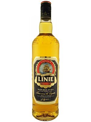 Linie Aquavit Lysholm Norwegen 1 Liter 41,5%