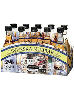 Svenska Nubbar 10 x 50ml 39%