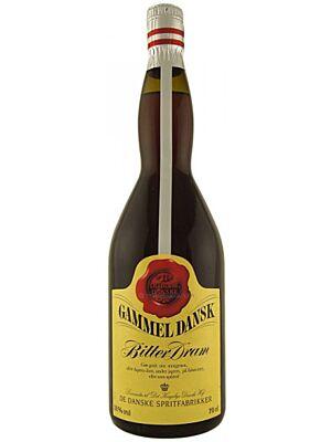 Gammel Dansk Bitter Dram 1 Liter 38%