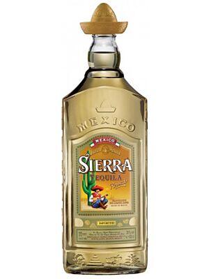 Sierra Tequila Gold Reposado aus Mexiko 1 Liter 38%