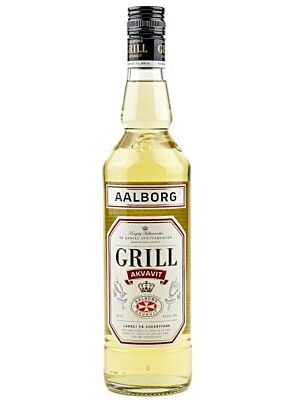 Aalborg Grill Akvavit 37.5% 0.7l