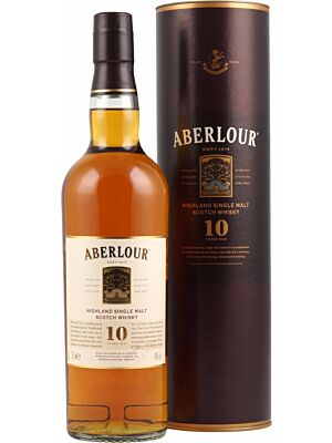 Aberlour 10 Jahre Speyside Single Malt Scotch Whisky 40% 0,7l