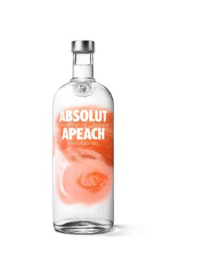 Absolut Apeach Vodka 1 l