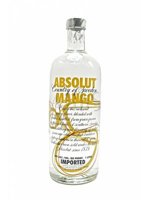 Absolut Mango Vodka 1 l