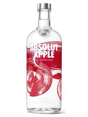 Absolut Apple Vodka 40% 1,0l
