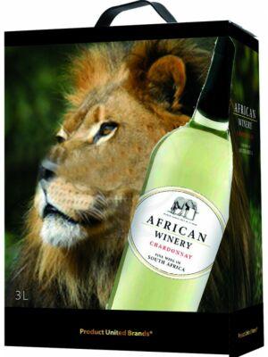 African Winery Chardonnay BiB 13% 3,0l