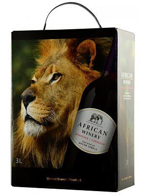 African Winery Pinotage / Cinsault BiB 13% 3,0l
