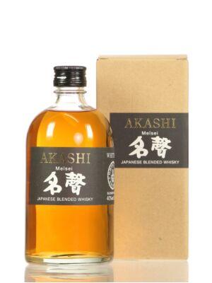 Akashi Meisei Japanese Blended Whisky 40% 0,5l