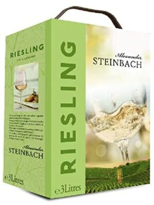 Alexander Steinbach Riesling Bag in Box 11% 3,0l