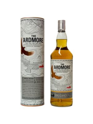 Ardmore Triple Wood Highlands Single Malt Scotch Whisky 40% 1,0l