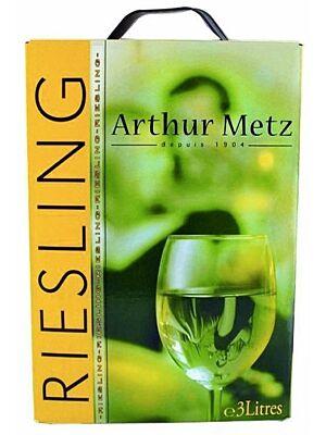 Arthur Metz Riesling 3 l BiB