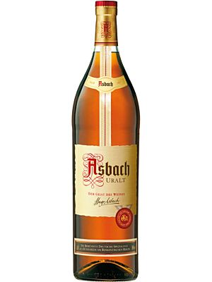 Asbach Uralt 38% 1,0l