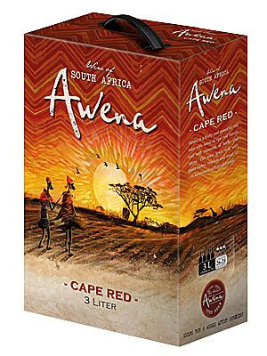Awena Cape Red BiB 13% 3,0l