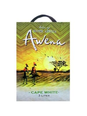 Awena Cape White Chenin/Colombard Bag in Box 13% 3,0l