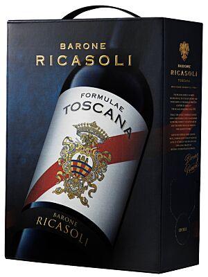 Barone Ricasoli Formulae, Toscana, 3 l BiB