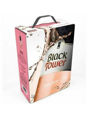 Black Tower Pink Rosé Bag in Box 8,5% 3,0l