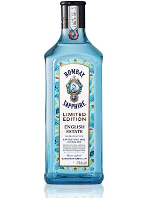 Bombay Sapphire English Estate Limited Edition 41% 1,0l