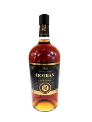 Botran 15 years Solera Reserva Rum 40% 1,0l