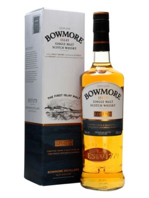 Bowmore Legend Islay Single Malt Whisky 40% 0.7 l