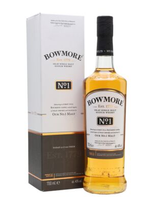 Bowmore No. 1 Islay Single Malt Scotch Whisky 40% 0.7l