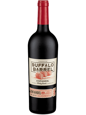 Buffalo Barrel Zinfandel California 14% 0,75l