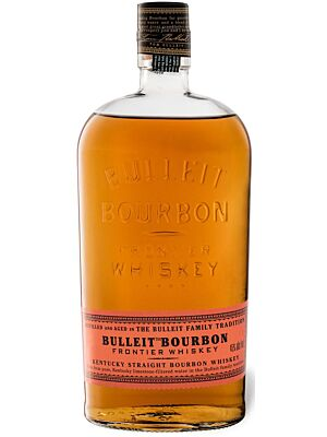 Bulleit Kentucky Straight Bourbon Whiskey 45% 0.7 l