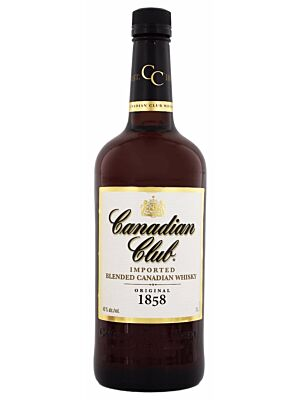 Canadian Club 6 years old Canadian Whisky 1 l