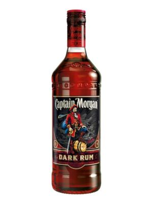 Captain Morgan Black Label Jamaica Rum 1 l