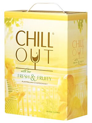 Chill Out Fresh and Fruity Chardonnay 12.5% 3.0l