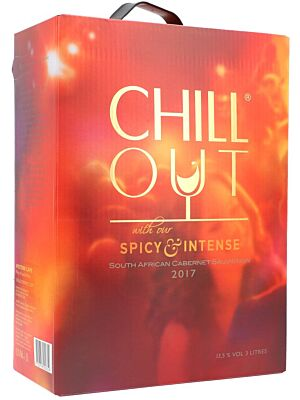 Chill Out Spicy and Intense 13,5% 3,0l