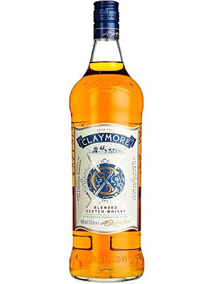 Claymore Blended Scotch Whisky 40,0% 1,0 l