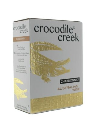 Crocodile Creek Chardonnay Bag in Box 12,5% 3,0l