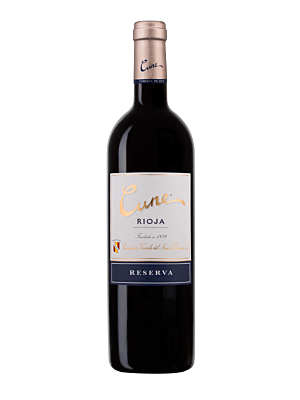 Cune Reserva Rioja 2014 Red Wine from Spain 14% 0.75l