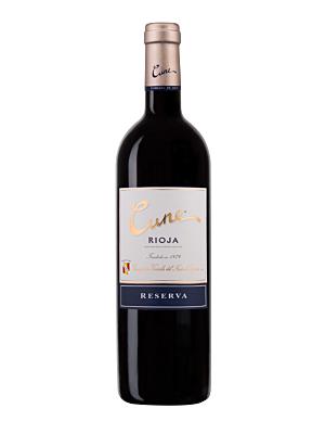 Cune Reserva 2015 Rioja 14% 0,75l