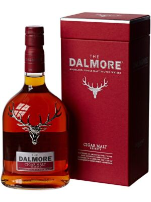 The Dalmore Cigar Malt Single Malt Scotch 44% 1.0l