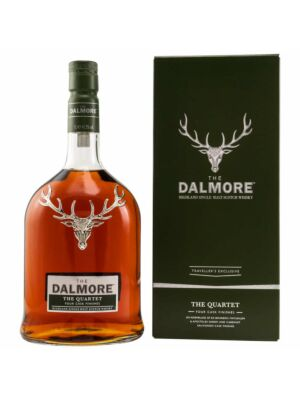 Dalmore The Quartet Highland Single Malt Scotch Whisky 41,5% 1,0l
