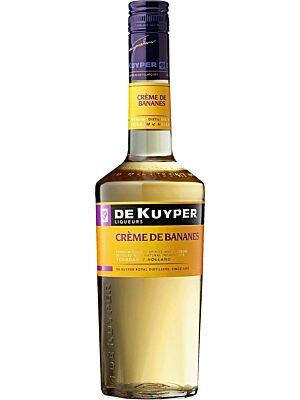 De Kuyper Creme de Bananes Liqueur 15% 0,7l