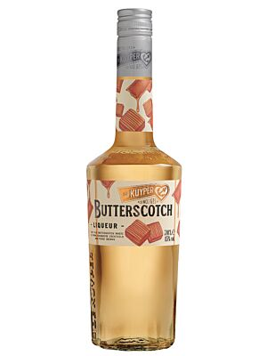 De Kuyper Butterscotch 15% 0,7l