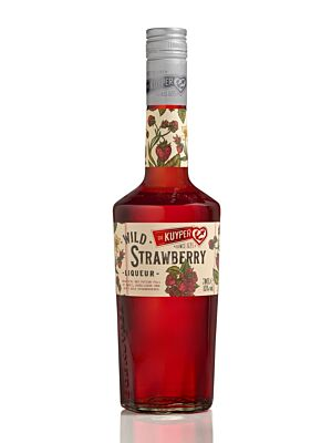 De Kuyper Wild Strawberry Likör 23% 0,7 l