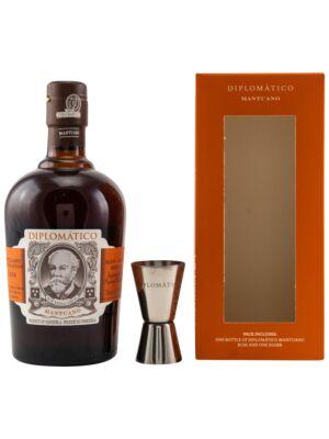 Diplomatico Mantuano Venezuelan Rum with Jigger 40% 0,7l