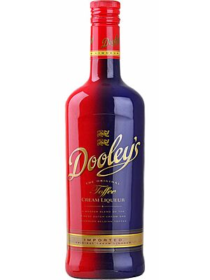 Dooley's Original Toffee Cream Liqueur 1 liter