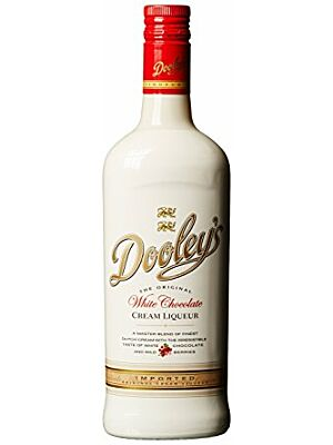 Dooleys White Chocolate Cream Likör 15% 1,0l