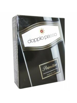 Doppio Passo Salento Primitivo Red Wine Bag in Box  13% 3.0l