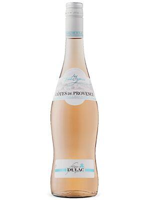 Dulac Les Trois Cypres Cote de Provence Rose 13% 0,75l