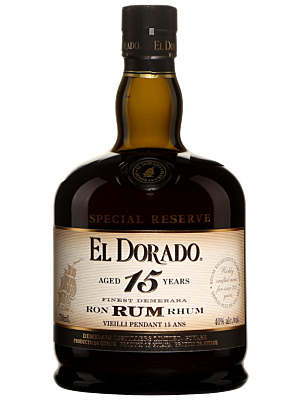 El Dorado 15 Jahre Rum 0,7 l