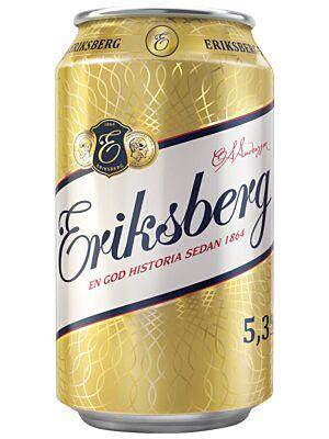 Eriksberg 5.3% 24 x 0,33 liter